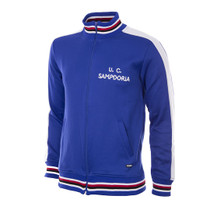 Retro Football Jackets - Sampdoria Tracksuit Top 1979/80 - COPA 915