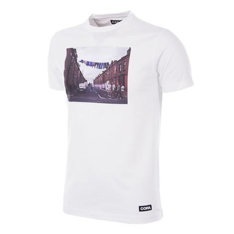 Homes of Football T-Shirt (Leeds Utd)