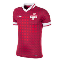 Switzerland Football Shirt - Angelo Trofa - Nations League - COPA 6915