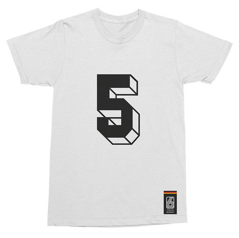 Football Fashion - Germany Retro World Cup Beckenbauer T-Shirt - White