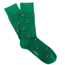 Copa Kung Fu Socks (Green)