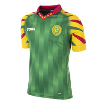 Football Fashion - Cameroon Trofa Shirt - African Nations - Copa 6907