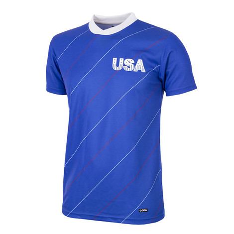 Retro Football Shirts - USA Jersey 1984 - COPA 259