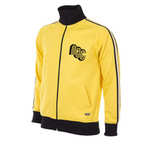 Retro Football - NAC Breda Tracksuit Jacket 1977 - Yellow/Black - COPA 912