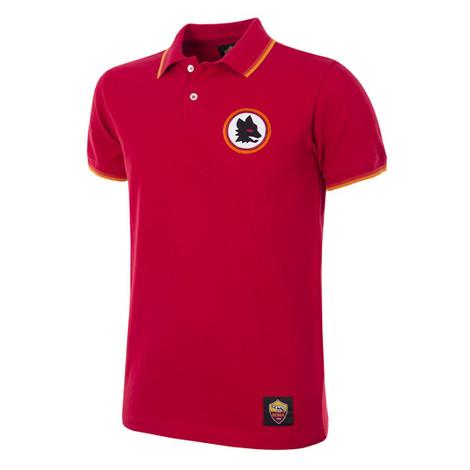 Retro Football - A.S Roma Polo Shirt - COPA 6784