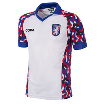Football Fashion - Berlin Football Shirt - White - COPA 6736