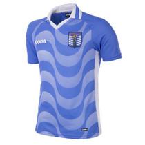Football Fashion - Rio de Janeiro Football Shirt - Blue - COPA 6737