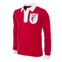 Retro Football Shirts - SL Benfica Home Jersey 1904 - COPA 186