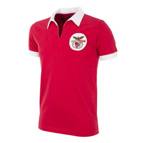 Retro Football Shirts - SL Benfica Home Jersey 1962/63 - COPA 187