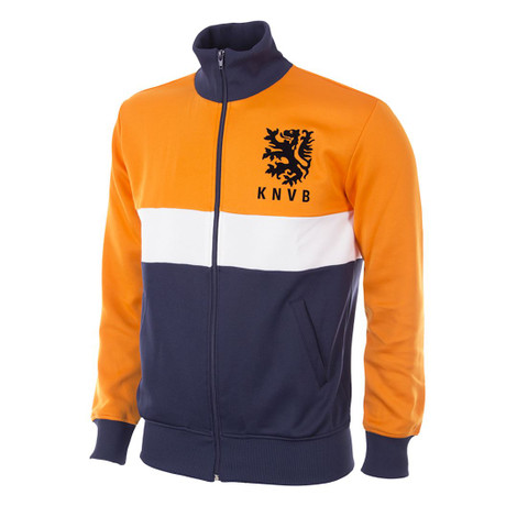 Retro Football Jackets - Holland Tracksuit Top 1983 - COPA 922