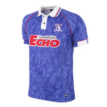 Cardiff City Retro Home Shirt 1993 - COPA 191