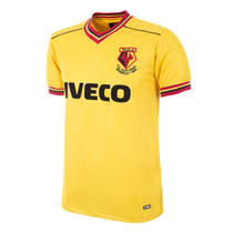 Watford Retro Home Shirt 1983/84 - COPA 193