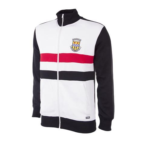 St. Mirren Retro Tracksuit Jacket 1988/89 - COPA 928
