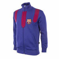Retro Football Jackets - Barcelona Tracksuit Top 1959 - COPA 919