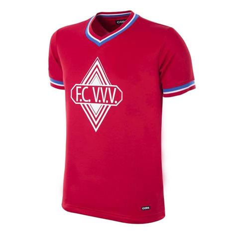 Retro Football Shirts - FC VVV Retro Home Shirt 1978/79 - COPA 275