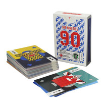 Retro 1990's Playing Cards (Single Deck)