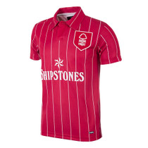 Retro Football Shirts - Nottingham Forest Home Jersey 1992/93 - COPA 269