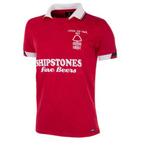 Retro Football Shirts - Nottingham Forest Home Jersey 1988/89 - COPA 721