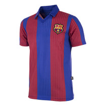 Retro Football Shirts - Barcelona Home Jersey 1990/91 - COPA