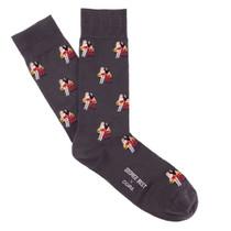 Football Fashion - George Best Lotus Casual Socks - COPA