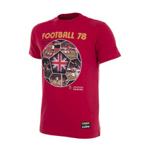 Football Fashion - COPA x Panini Football 1978 T-Shirt