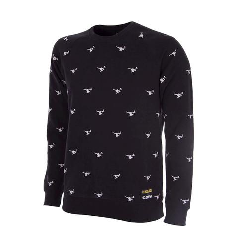Football Fashion - COPA x Panini All-Over Sweatshirt