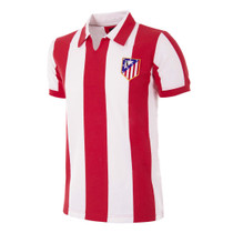 Atletico Madrid Retro Home Shirt 1970/71