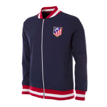 Atletico Madrid Retro Tracksuit Jacket 1969