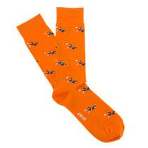 Holland 2014 Casual Socks (Orange)