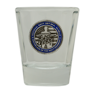 National Navy UDT-SEAL Museum Sparta Pewter Shot Glass