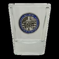 National Navy UDT-SEAL Museum Sparta Pewter Shot Glass