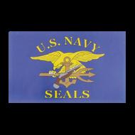 U.S. Navy SEALs Flag (Blue)