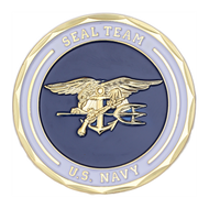 SEAL Team Challenge Coin - Back in Stock!