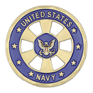 United States Navy Challenge Coin