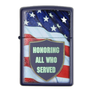 Zippo: Honoring All Who Served