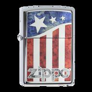 Zippo: U.S. Flag