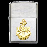 Zippo: U.S. Navy Anchor