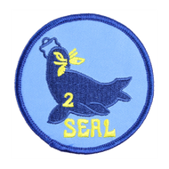 SEAL Team II Patch