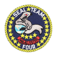 SEAL Team IV Patch