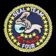 SEAL Team IV Patch