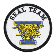 SEAL Team V Patch