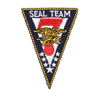 SEAL Team VII Patch