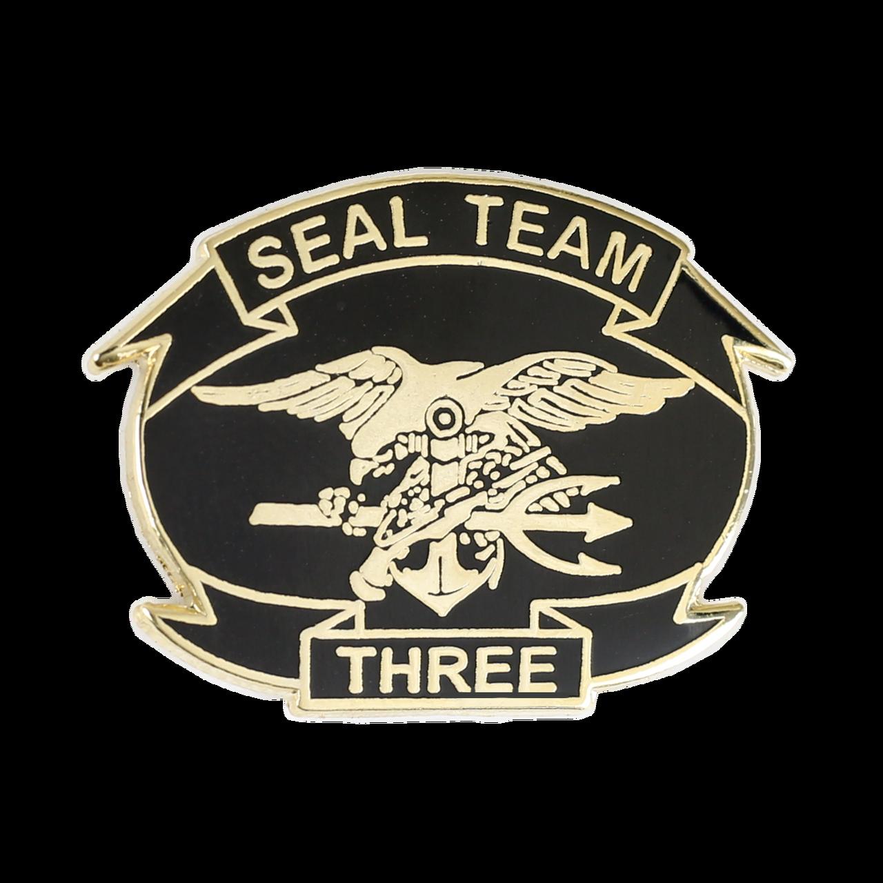 SEAL Team III Pin