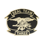 SEAL Team III Pin