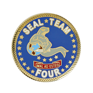 SEAL Team IV Pin