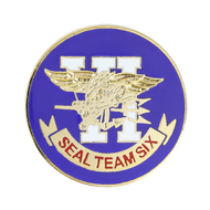 SEAL Team VI Pin