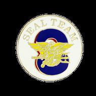 SEAL Team VIII Pin