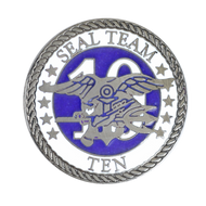 SEAL Team X Pin