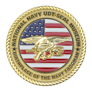National Navy UDT-SEAL Museum: Birthplace of the Navy Frogman Commemorative Coin