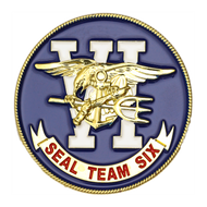 U.S. Navy SEAL Team VI Challenge Coin